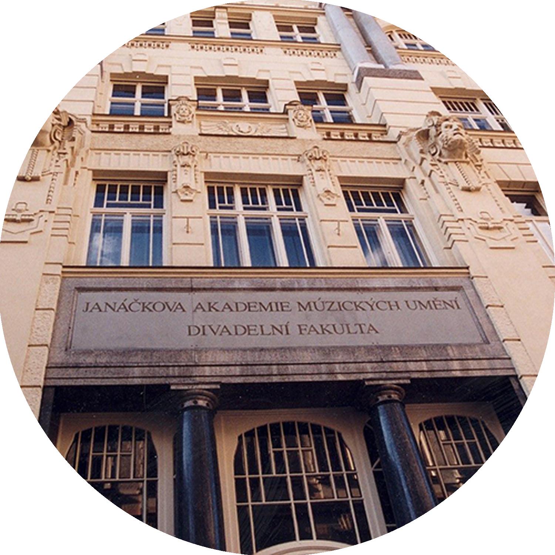 Budova divadelní fakulty