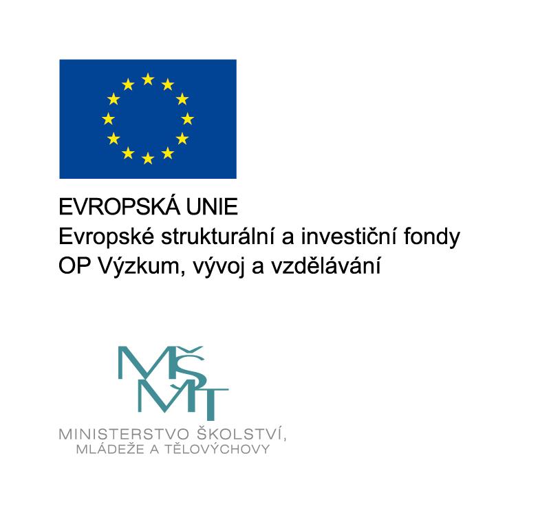 Logo EU a MŠMT